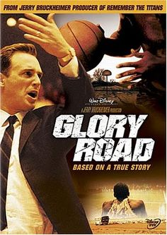 i've never really liked disney sports movies, until we watched this in english last year. i cried. everyone thought i was weird.
