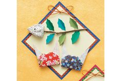 End Of Winter, Special Events, Origami, Holiday, Crafts, Vacations, Manualidades, Origami Paper, Holidays