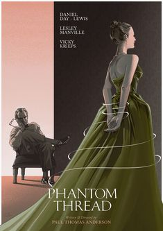 Phantom Thread (2017) [3508 x 4961]