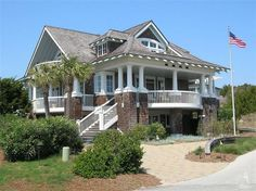 Bald Head Island Real Estate:: Wendy Wilmot Properties-perfect facade for my beach house