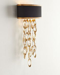 Black Tie Two-Light Sconce by John-Richard Collection at Neiman Marcus.