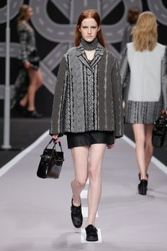 Viktor & Rolf - Look 10 from Collection Ready-to-wear 2014