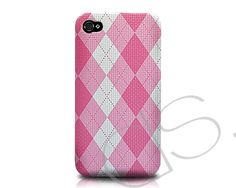 Maglia Series iPhone 4 Case - Old School Pink