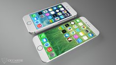 Apple iPhone 6 Design | Apple iPhone 6: New Concept Design Shows Next-Gen iPhone With 4.7-Inch ...