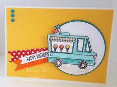 "SAB 2017, ""Tasty Trucks"", Free Tutorial - https://sunshinecards-creations.com/2017/03/24/happy-birthday-32/ , Stampin' Up!"