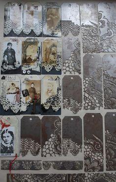 Sue Brown printmaking, etched and printed metal Kunstjournal Inspiration, Sketchbook Inspiration, Art Sketchbook, Collages, A Level Art, Gcse Art, Tag Art, Textile Art, Illustrations