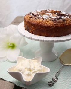 Vaalea Kanelimutakakku Pie, Desserts, Food, Pinkie Pie, Tailgate Desserts, Deserts, Fruit Flan, Essen, Pies