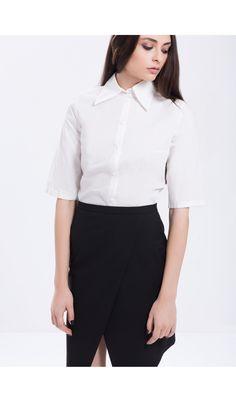 Fusta neagra petrecuta Tops, Women, Fashion, Moda, Fashion Styles, Shell Tops, Fashion Illustrations, Fashion Models, Woman