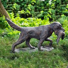 Superb Dog Garden Statues for Animal Freaks Dog Garden Decor