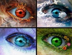 Pagan - Fire transforms us - Air moves us - Water shapes us - Earth heals us - Spirit Guides us. 4 Elements, Elements Of Nature, Primal Elements, Wiccan, Magick, Witchcraft, Photo Oeil, Glamour Spell, Image Zen
