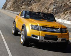 nice Land Rover concept
