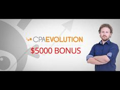 CPA Evolution Review. Most of big companies and brands want to generate big profits from selling their products and services to their customers Not Just One Time, but for Many Times. So they take CPA marketing as a way to bring the largest number of new users' information like Email, Zip Code, Phone Numbers …etc. They spend millions of dollars to achieve this goal and build the largest database of potential customers. https://www.youtube.com/watch?v=uqxXJJmDYHg