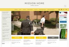Mission Home: New LDS Missionary Resource  #MormonFavorites #LDSquotes #GeneralConference