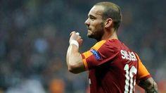 Sneijder'den Fenerbahçeli Futbolculara Ağır Küfür!
