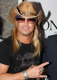 bret michaels | Bret Michaels is keeping a positive attitude after breaking his nose ...