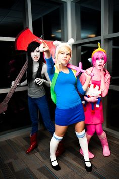 cosplay adventure time