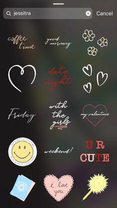 Instagram Story App, Instagram Captions For Friends, Instagram Words, Instagram Emoji, Instagram Editing Apps, Instagram Story Filters, Iphone Instagram, Instagram And Snapchat, Instagram Blog