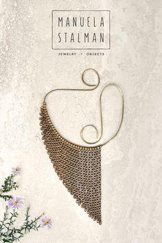 Logo Design & Photography for Jewelry + Objects Designer Manuela Stalman