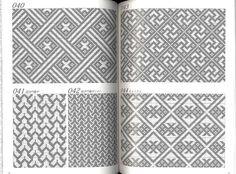 Traditionele Kogin borduurwerk ontwerpen 118 boek door pomadour24