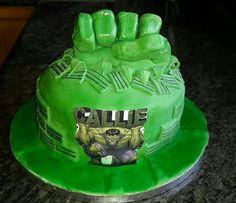 Hulk cake Hulk Cakes, Cupcake Cakes, Cupcakes, Cupcake, Cup Cakes, Cup Cakes, Muffin