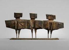 Lynn Chadwick - Three Winged Figures (1960)