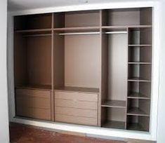 modelos de closet modernos - Buscar con Google