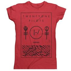Twenty One Pilots - Men's Print T-Shirts Group 1