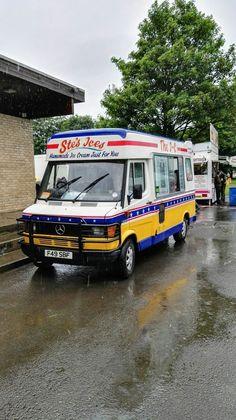 b9acbe33a4 Merk ice van corbridge steam fair early this year.