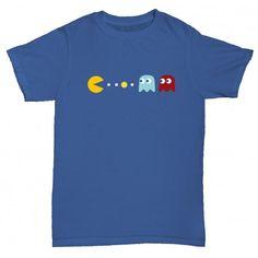 Camiseta T-shirt Pacman Comecocos