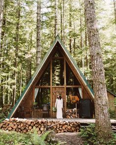 A Northern Cabin : Photo