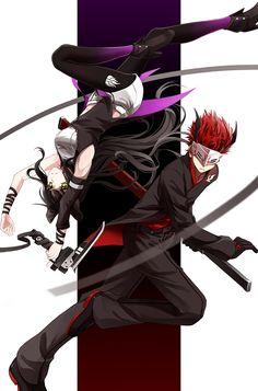 Blake Belladonna, Adam Taurus,so cool art. Manga Anime, Me Anime, Anime Art, Adam Taurus, Rwby Adam, Rwby Weiss, Rwby Blake, Red Like Roses, Blake Belladonna