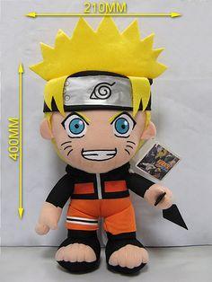 Naruto Uzumaki Naruto Plush NAPL7777