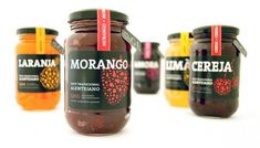 Creative jar labels help make a memorable product and can help drive sales. Here are over 40 labels that will leave your world ajar. Spices Packaging, Packaging Ideas, Jam Label, Label Design, Glass Jars, Spice Things Up, Your Design, How To Memorize Things, Fruit