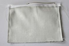 Simple Zip Pouch Tutorial For Beginners - Sew Delicious
