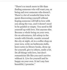 There is so much more..