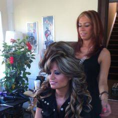 My Hair by Stephanie Rocha