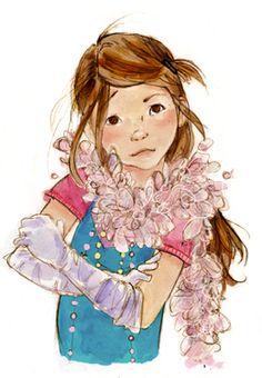 Julia Denos is one of our favorite children's book illustrators!