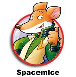 Geronimo Stilton, Editor, The Rodent Gazette | Scholastic.com