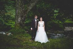 Kippure estate outdoor woodland wedding in Wicklow mountains Wedding 2017, My Favorite Image, Woodland Wedding, Wild Things, I Am Awesome, Mountains, Couples, Wedding Dresses, Outdoor