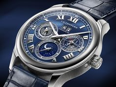 The new Chopard L.U.C Lunar One watch for Baselworld 2017 with images, price, background, specs, & our expert analysis.