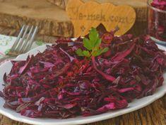 Lokanta Usulü Mor Lahana Salatası Resmi