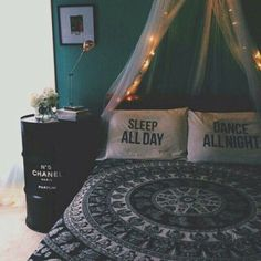Hipster Tumblr Bedroom Ideas✨