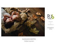 Ο Φωτογράφος Αλεξούδης Δημήτρης κατάγεται και δραστηριοποιείται στην πόλη της Αλεξανδρούπολης. Έλαβε μέρος στο διεθνή διαγωνισμό Photo Wedding Stories 2018 PWS όπου κέρδισε την 1η θέση στην κατηγορία άλμπουμ βάπτισης και την 3η θέση στην κατηγορία άλμπουμ γάμου, και 9 φωτογραφίες με τον τίτλο Merit Award. Αναλυτικά: https://alexpoli.gr/kai-nea-vraveia-gia-ton-alexandroypoliti-fotografo-dimitri-alexoydi/