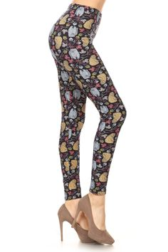Basic Leggings - One Size / abby + anna's boutique Basic Leggings, Boutique, Pants, Bear, Women, Sweet, Fashion, Trousers, Moda