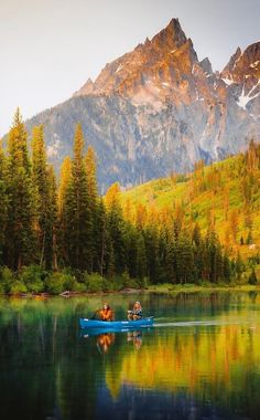 Morning paddles at String Lake 🌲Grand Teton National Park Landscape Photography, Nature Photography, Travel Photography, What A Wonderful World, Beautiful World, Grand Teton National Park, National Parks, Destinations, Ocean Shores
