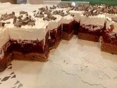 Meggyes àlom – Ez Nem Semmi Cookie Desserts, Dessert Recipes, Diabetic Bread, Torte Cake, Hungarian Recipes, Cake Cookies, Food And Drink, Cooking Recipes, Ale