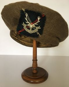 WW2 Seaforth highlanders TOS.