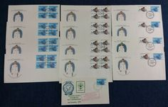 FDC Envelopes Australian Antarctic Territory Cover Number 5 Complete Set   (33)