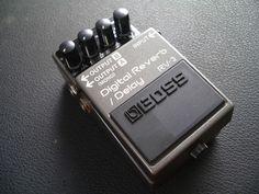 Boss RV-3 - Pedales de guitarra