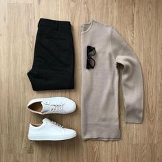 Mens Fashion Casual – The World of Mens Fashion Komplette Outfits, Casual Outfits, Fashion Outfits, Fashion Tips, Fashion Trends, Casual Attire, Fashion Inspiration, Fashion Mode, Mens Fashion